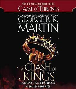 Martin George R. R./ Dotric...-A Clash Of Kings  (US IMPORT)  CD NEW