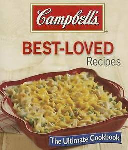 Campbell's Best-Loved Recipes-ExLibrary