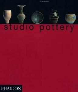 Studio Pottery-ExLibrary