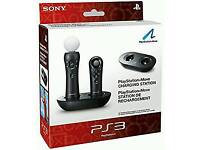 Official Sony Playstation Move Controller Charging Station