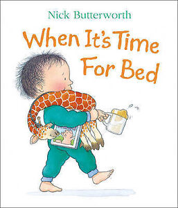 When-Its-Time-for-Bed-Collins-Baby-And-Toddler-ACCEPTABLE-Book