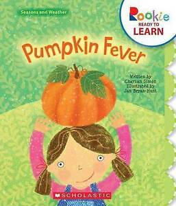 Pumpkin Fever (Rookie Ready to Learn: Seasons and Weather)-ExLibrary