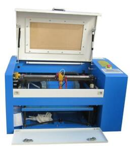 Laser Engraving 50W CO2 High Precision DSP Control Engraver Cutter Fantastic 3050 110V 017025