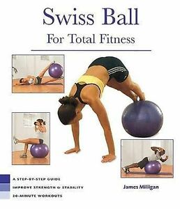Health Series: Swiss Ball for Total Fitness (Health)-ExLibrary
