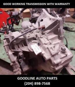 2001 to 2005 Honda Civic Automatic Transmission With Warranty Manitoba Preview