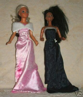 """NG Creations Sew Pattern #52 Opera Gown Stole fits18"""" Barbie Tiffany Taylor Doll"""