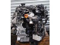 VW golf 2.0 Diesel engine supplied & fitted