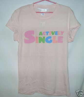 Juniors AEROPOSTALE Baby Doll T-Shirt Pink M Medium (Pink Junior Baby Doll T-shirts)