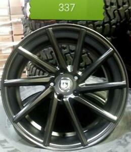 VOSSEN CVT REP - 18 WHEEL AND TIRE - audi a4 a5 a6 BMW 350z g35 370 G37 MAZDA 2 3 6 MERCEDES CIVIC ALTIMA - 337