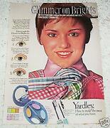 Yardley Makeup