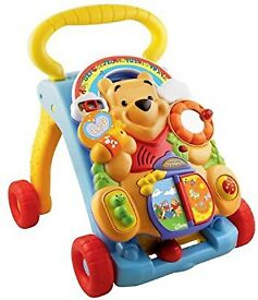 Winnie the Pooh and friends 2 in 1 Activity walker