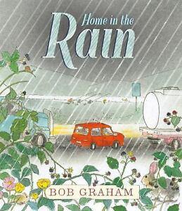 Graham Bob-Home In The Rain  BOOK NEW