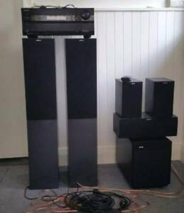NOW $360 REDUCED JAMO & ONKYO Bayswater Bayswater Area Preview