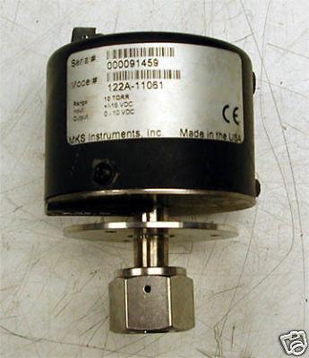 MKS Instruments 122AA-00100DB Pressure Transducer