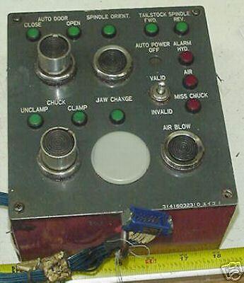 Auxiliary Control Box For Cnc Lathe Chuck 31416032310 31416o3231o
