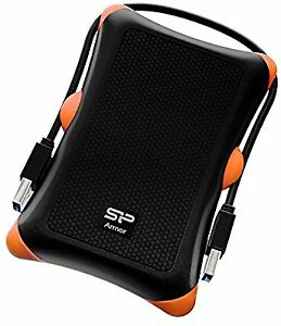 Silicon Power 1TB rugged portable external hard drive armor A30