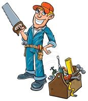 SERVICE PERSON / HANDYMAN