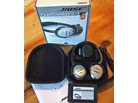 Bose Quietcomfort 3 Headphones in box