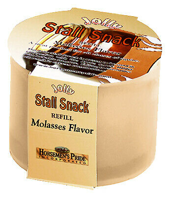 Stall Snack Horse Treat Refill, Molasses, -