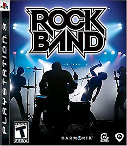 PS3 drum rock band