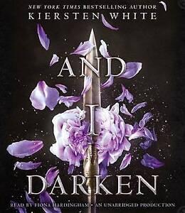 And I Darken By White, Kiersten 9780399569067