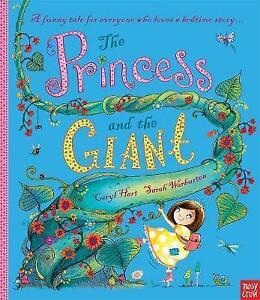 The Princess and the Giant (Princess Series), Caryl Hart, New Book