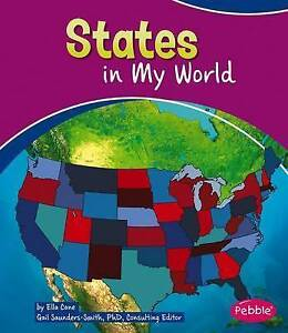 NEW States in My World by Ella Cane