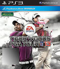 Tiger Woods PGA Tour 13 Sony PlayStation 3 Video Games