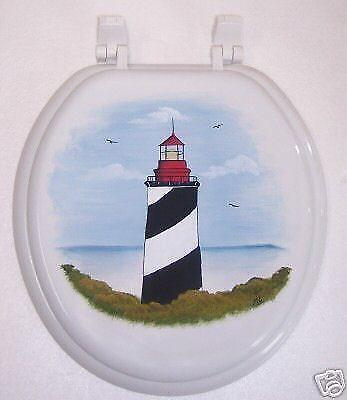 Lighthouse Toilet Seat Ebay