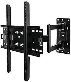 Tilt & Swivel TV Wall Mount bracket - Fits 30-60 inch tvs