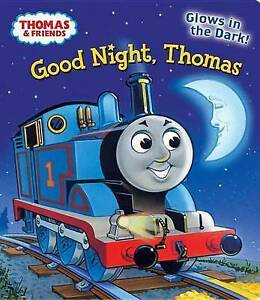 NEW GOOD NIGHT,THOMAS-GL by Rev. W. Awdry