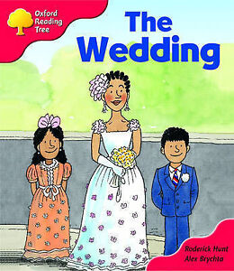 Oxford Reading Tree: Stage 4: More Storybooks: The Wedding: Pack A-ExLibrary