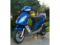 Sym jet euro x 50cc scooter project spares or repairs