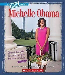 Michelle Obama by Taylor-Butler, Christine -Paperback