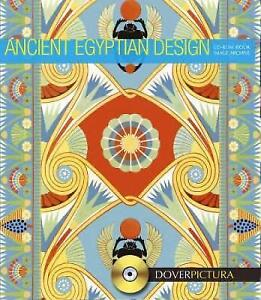 Ancient Egyptian Design (Dover Pictura E