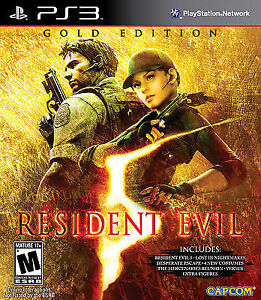 Resident Evil Gold Edition Sony Playstation 3