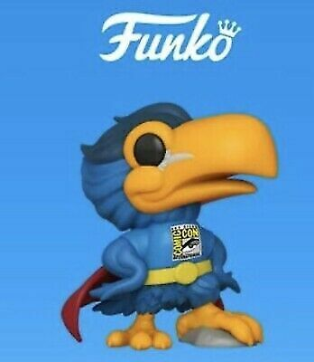 Funko Pop! Superhero Toucan Sam Ad Icons 2020 SDCC Shared Exclusive *PRE-ORDER*