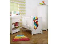 Mamas & Papas RENO 3 piece nursery furniture