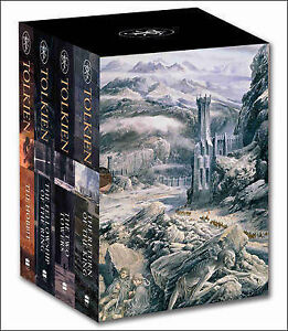 The-Hobbit-The-Lord-of-the-Rings-Tolkien-J-R-R-New-Condition