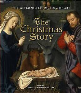 NEW The Christmas Story by Metropolitan Museum Of Art
