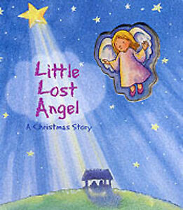 Little Lost Angel: And the Story of Christmas, Zobel, Allia, Very Good Book