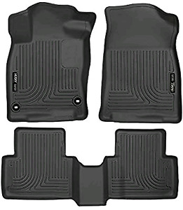 Husky Weatherbeater floor liners for 2016-2019 Honda Civic
