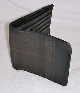 Burberry Wallet Ebay