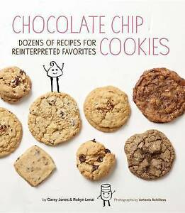 CHOCOLATE-CHIP-COOKIES-Dozens-of-Recipes-Paperback-hardcove-Fast-amp-Free-Shipping