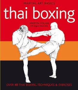 Thai Boxing (Martial Arts Basics)-ExLibrary