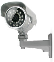 OUTDOOR SECURITY CAMERA - LONG RANGE - NIGHT VISION New !!