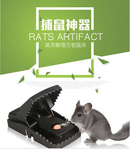 NEW HIGHLY EFFECTIVE MOUSE TRAPS