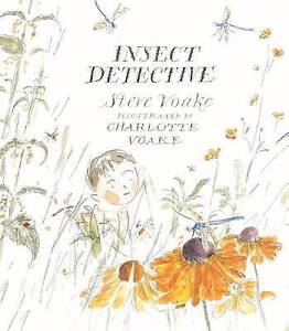 Insect Detective by Steve Voake (Hardback, 2012)