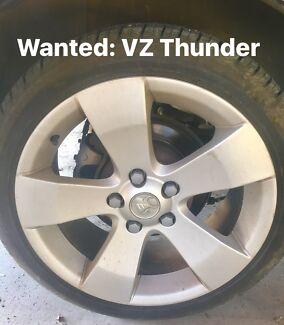 Wanted: Wanted: VZ Thunder Rim