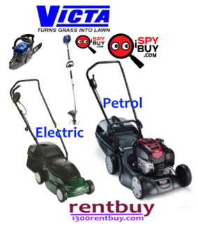 Victa Lawn Mower - New in carton Electric From $158